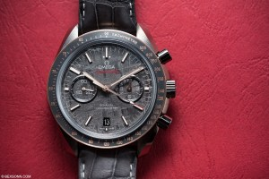 Omega Speedmaster Grey Side of the Moon replica watch