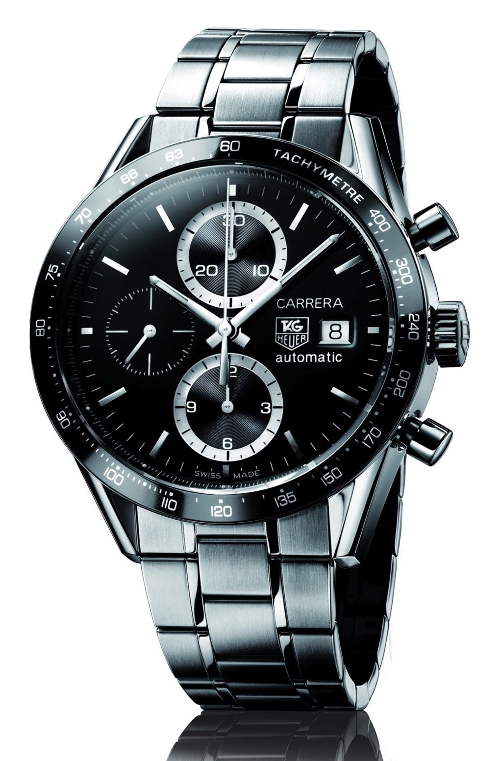 tag heuer carrera automatic day date caliber 16 watch swiss sports watch. Black Bedroom Furniture Sets. Home Design Ideas