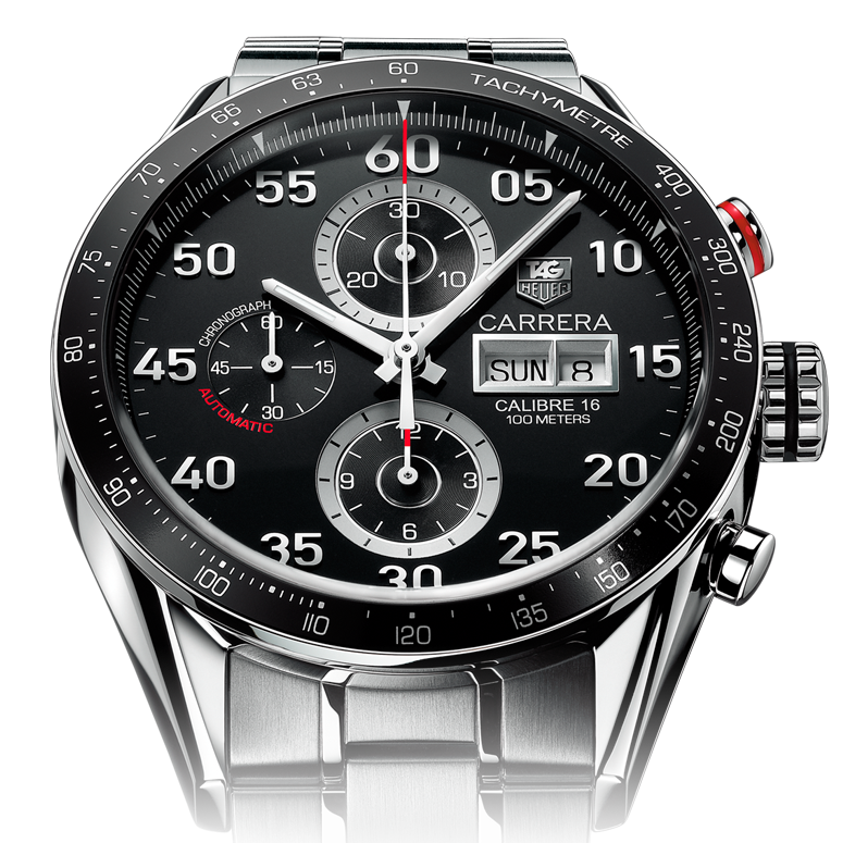 @TAGHeuer @Baselworld - Four new TAG Heuer watches – Watch ... |Tag Heuer Carrera Calibre 16 Quartz