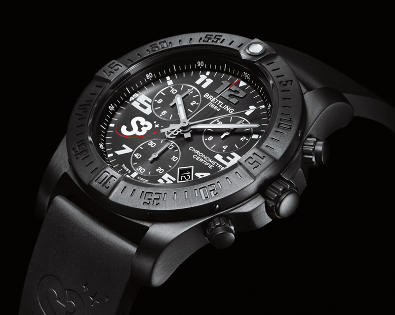 a big move breitling s3 zerog chronograph swiss sports