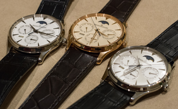 Jaeger Lecoultre Master Ultra Thin Perpetual Watch Review