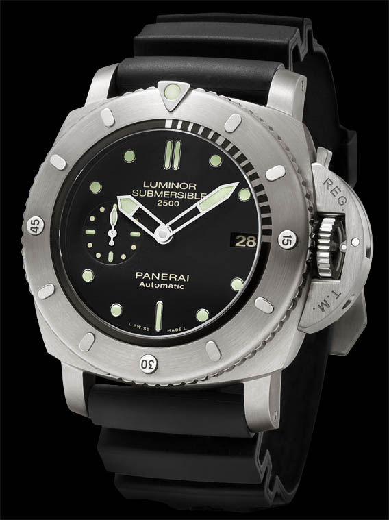 Panerai-Luminor-Submersible-1950-2500M-3-Days-Automatic-Titanio-47MM -2