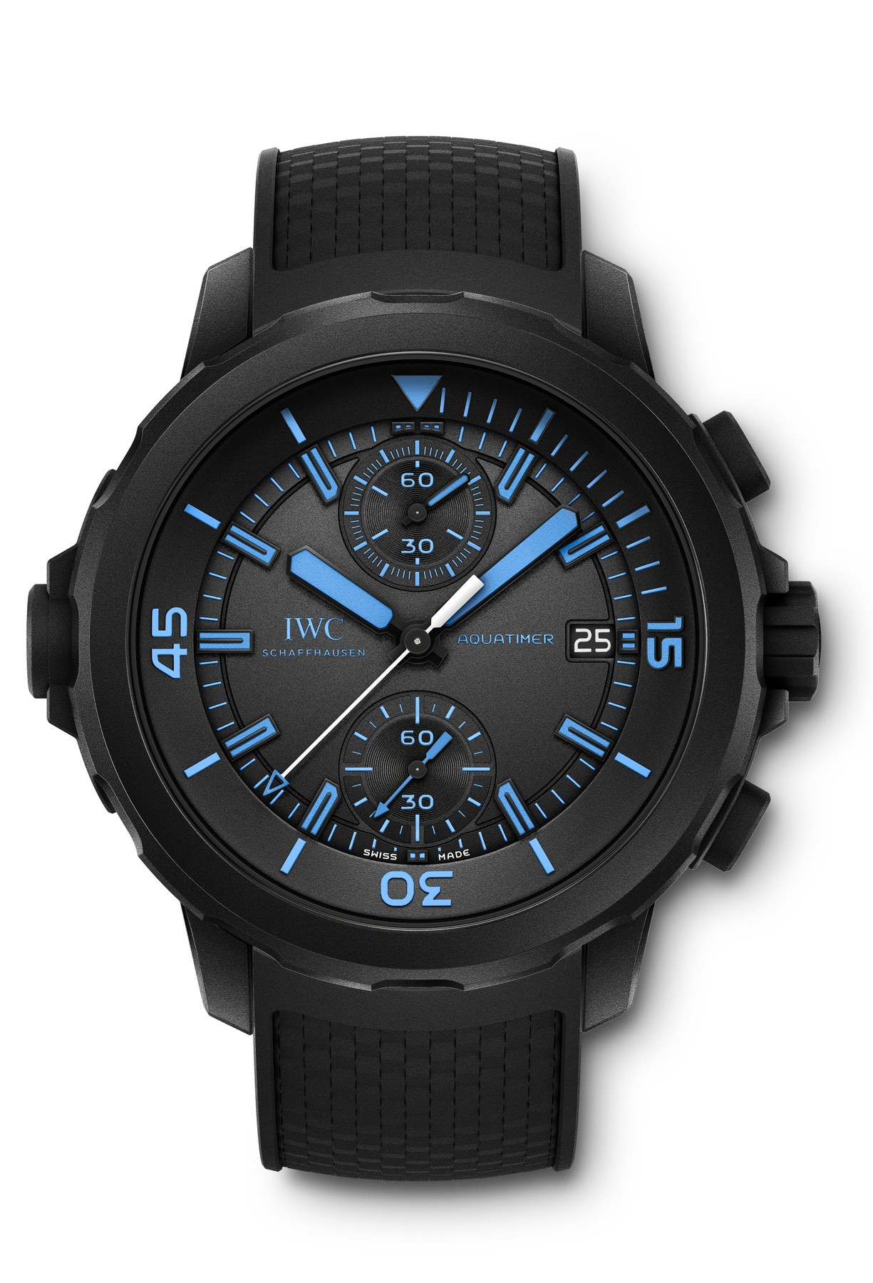 "IWC Aquatimer Chronograph Edition ""50 Years Science for ..."