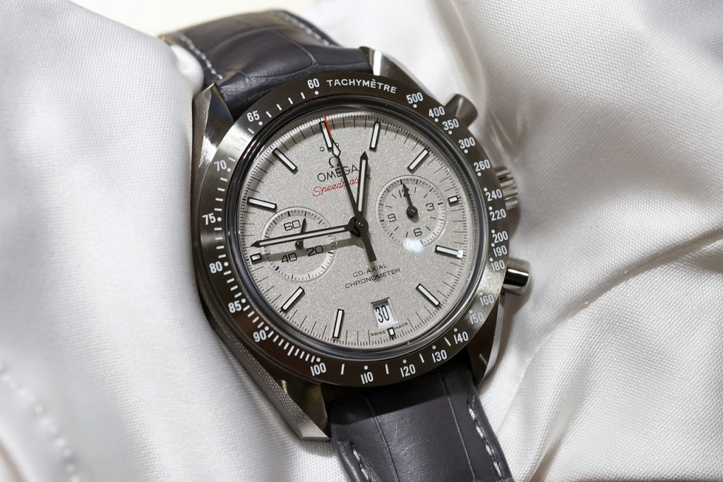 Omega Speedmaster Grey Side of the Moon replica