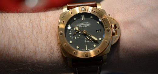 2c22dce8b4c Reserve Automatic Bronzo—Panerai Luminor Submersible 1950 3 Days Power