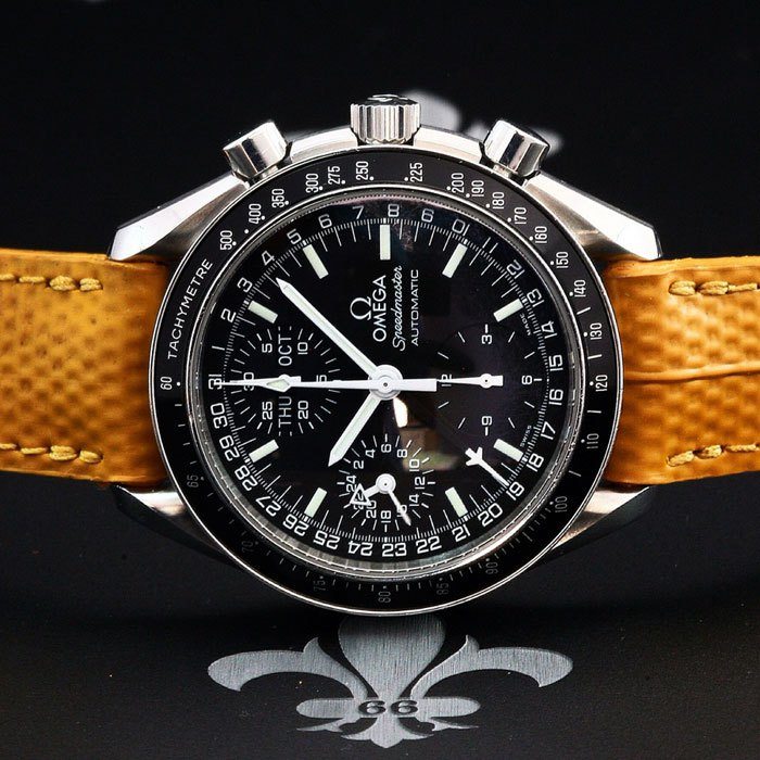 omega speedmaster automatic chronograph date Shop authentic certified pre-owned vintage omega watches speedmaster date chronograph stainless steel speedmaster date stainless steel automatic $3,000.