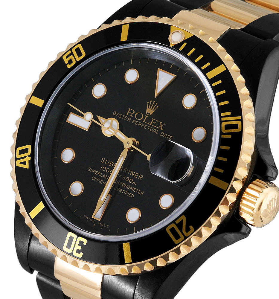 Rolex-Submariner-&-Daytona---Black-Gold-Rolex-by-Time-and Gems_3