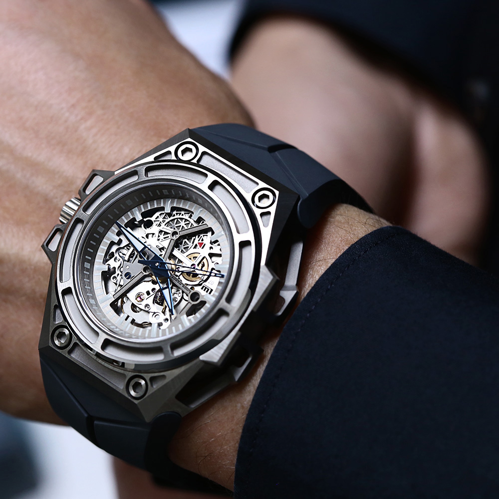 Linde Werdelin - Limited Edition Timepieces Crafted in ...