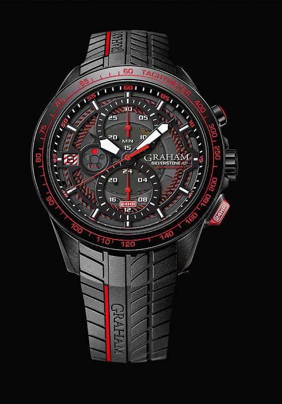 24 Hour Tire >> 5 Watches Inspried by Auto Racing – Swiss Sports Watch