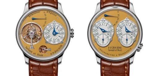 """Hands-On with the F.P. Journe Tourbillon """"Souscription"""" 9/20 - the Hand-Made"""
