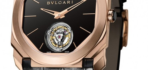 Bulgari Octo Finissimo a new record for the world's thinnest tourbillon