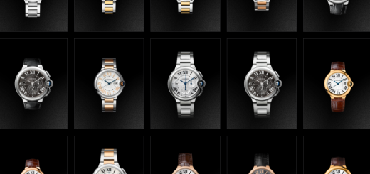 The Cartier Ballon Bleu – there must be one is your favourite