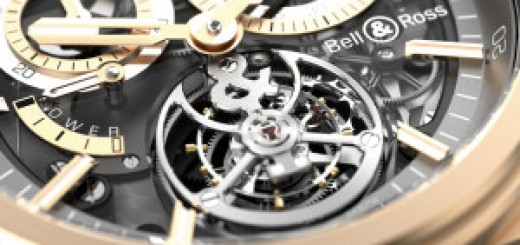 Titanium or 18-carat rose gold BR-X1 Chronograph Tourbillon from Bell & Ross