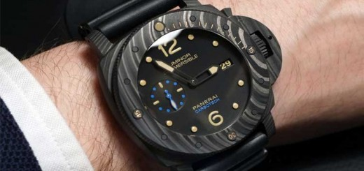 Hands On Panerai Luminor Submersible 90 At A work of art revives and re-adapts time and space