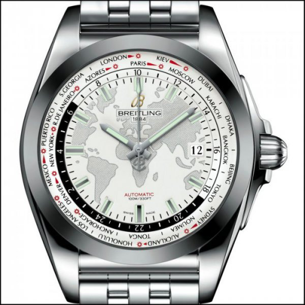 Galactic Unitime SleekT : a double revolution from Breitling with a new ultra-resistant tungsten carbide bezel
