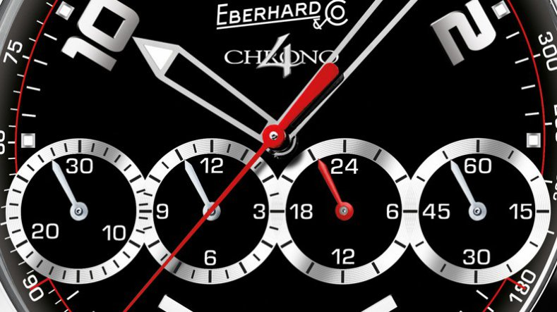 Review: Eberhard & Co Chrono 4, a straight line towards a sporting attitude that lends a particularly dynamic touch