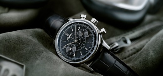 Best Looking Alpina 130 Heritage Pilot Automatic Chronograph For Men 2016