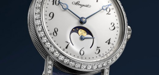 2016 Preview: Breguet - Classique Phase de Lune Dame with Enamel Dial for Women