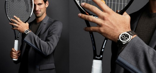 Novak Djokovic Sports the Audemars Piguet Royal Oak Day & Date With Stainless Steel