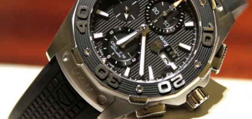 An Review of Tag Heuer Aquaracer 500 Automatic
