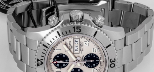 Breitling Superocean Chronograph Steelfish Diver Watch Review
