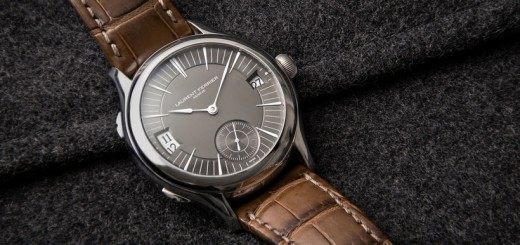 Preview The Very First Laurent Ferrier Galet Traveller Ever Made