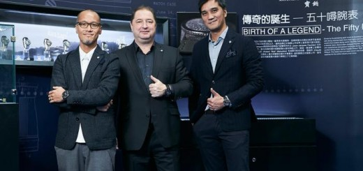 "The Blancpain Ocean Commitment Road Show Of Legendary ""50-fathom Dive Watch"" Collection"