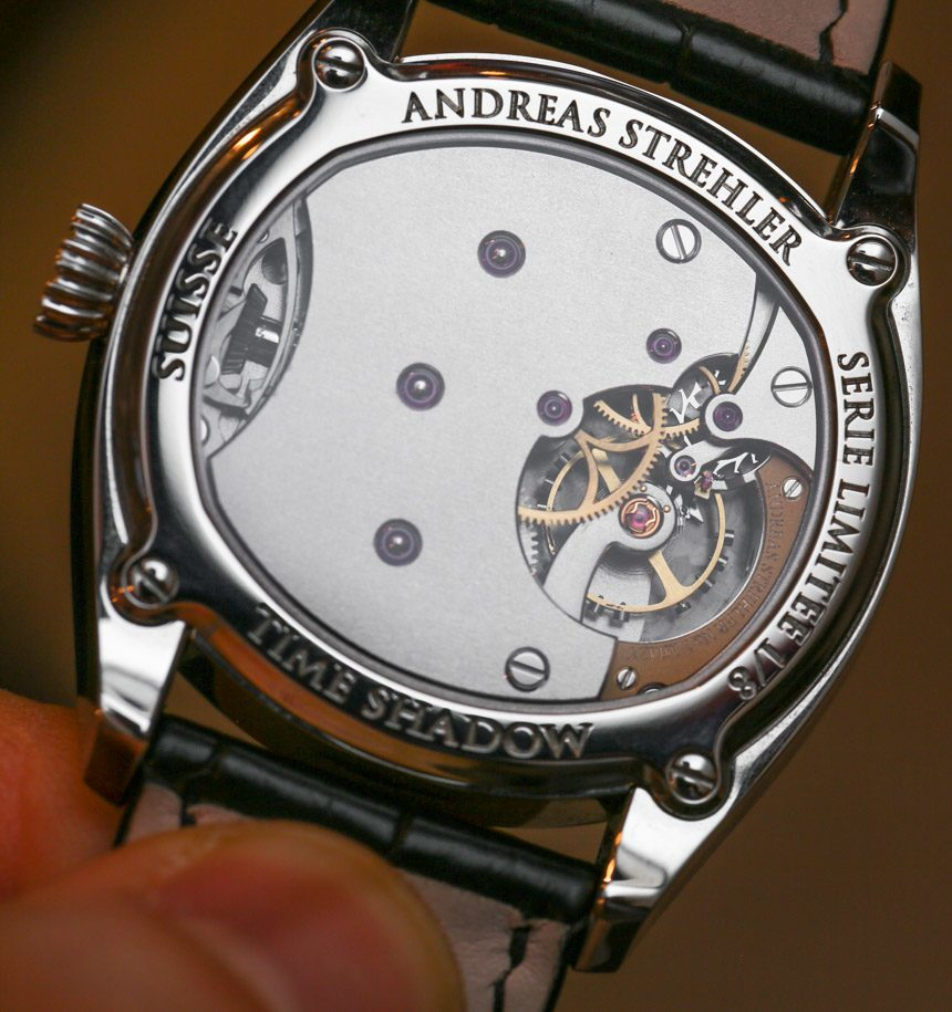 Andreas Strehler Time Shadow Watch Hands-On Review