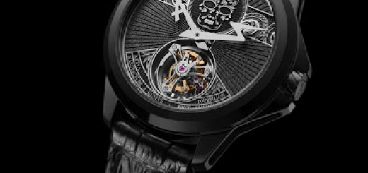 Highlights Of ArtyA Calavera Tourbillon Complications Collection
