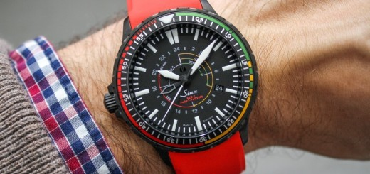 Sinn EZM 7 S Limited Edition Watch Hands-On Review