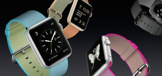 Apple Introcuces New Fancy Apple Watch Straps