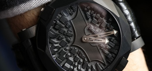 The Playful Romain Jerome Batman-DNA Gotham City Watch Hands-On