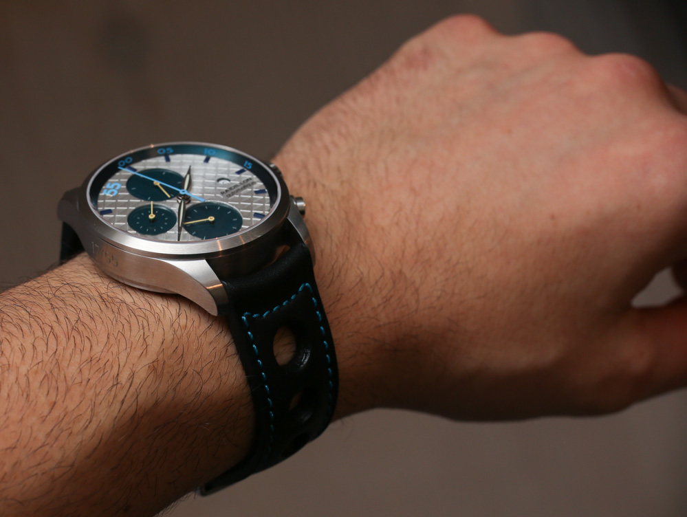 Hands-on With The Unique, Impressive And Masculine Raidillon Chronograph Watches