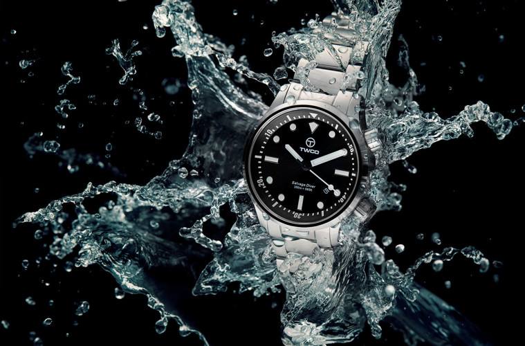 Introducing the Typical And Playful TWCO Salvage Diver