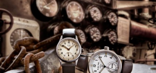 Alpina Introduces The Conventional, Good Looking Alpiner Heritage Manufacture KM-710
