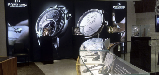Watch News: Les Ambassadeurs Hosts The Amazing Jaquet Droz Exhibition