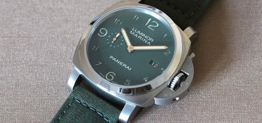 Panerai Luminor Marina 1950 Automatic Green Dial 44mm Limited Edition