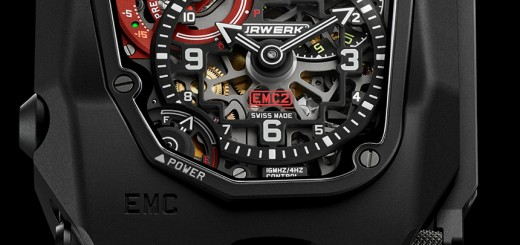 Take A Look At The Urwerk EMC TimeHunter X-Ray Watch