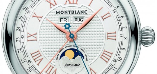 Limited Edition Watch Series:Montblanc Star Roman Carpe Diem Mens Watch