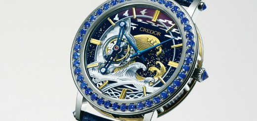 Limited Edition Watch Series:Seiko Credor Fugaku Tourbillon Watch