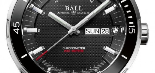Limited Edition Watch Series:Ball for BMW TimeTrekker Watch