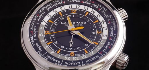 Detailed Review With The Chopard L.U.C. Time Traveler One