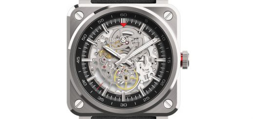 A Luxurious Version Of Bell & Ross AeroGT Men's Watch