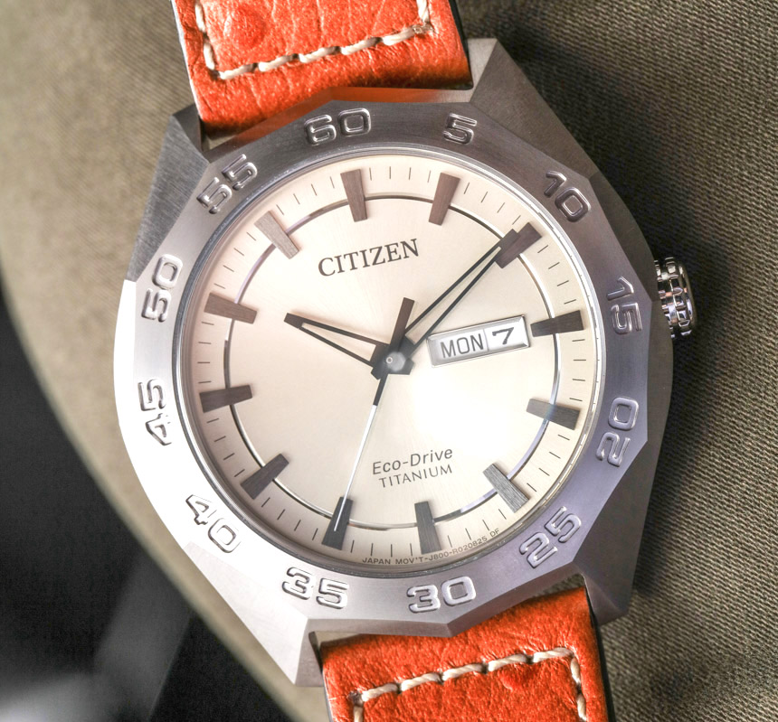 A Complete Guidebook On Citizen Eco-Drive Super Titanium AW0060 Watch