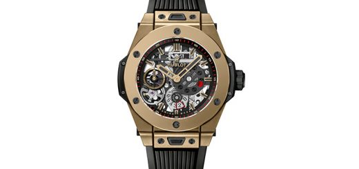 Limited Edition Watch Series:Hublot Big Bang Meca 10 Magic Gold Men's Watch