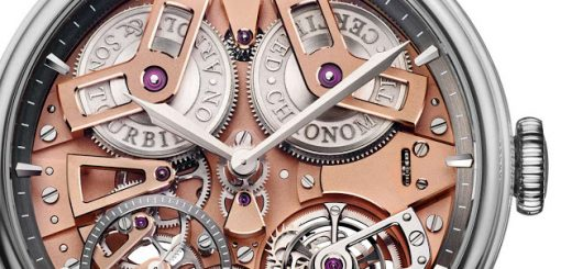 Hands-On With Arnold & Son Tourbillon Chronometer No. 36 Watch