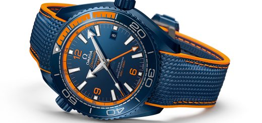 "Hands-On With Omega Seamaster Planet Ocean ""Big Blue"" Men's Watch"