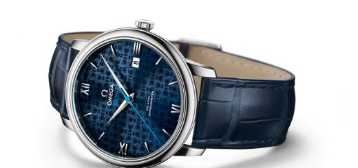 A Charming Watch On Your Wrist:OMEGA De Ville Prestige Orbis Collection Watch