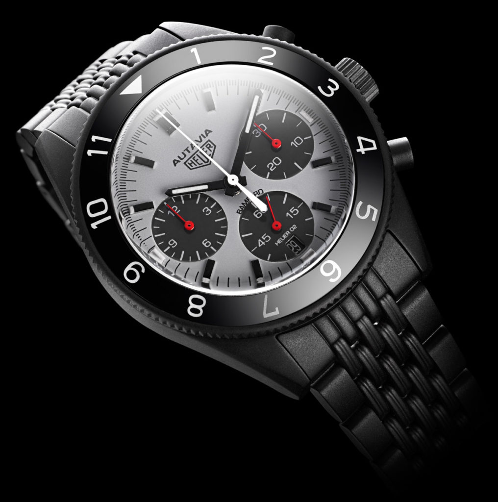 TAG Heuer X Bamford Autavia, Monaco, & Carrera Watches Watch Releases