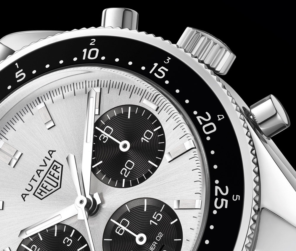 TAG Heuer Autavia Jack Heuer Limited Edition Watch Watch Releases